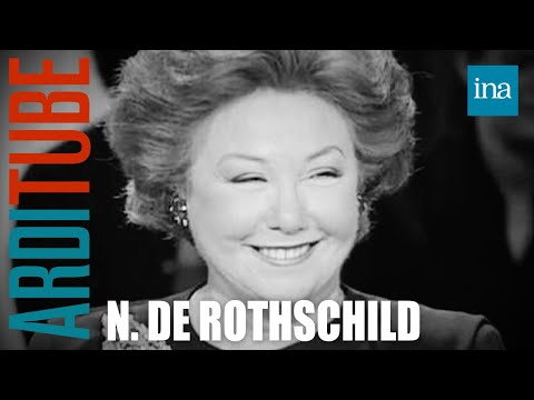 Qui est Nadine de Rothschild ? | Archive INA