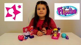 Играем в куклы Флипсис. Flipsies toys playing.