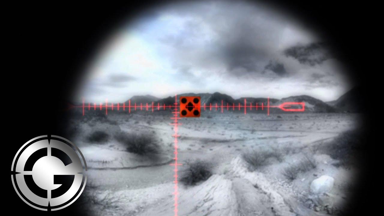 Parallax error in rifle scope youtube