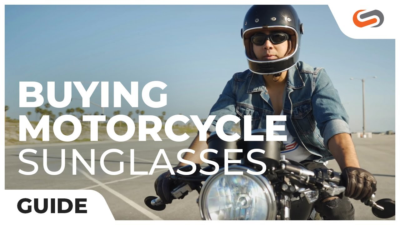 721db4cd5a2f Motorcycle Sunglasses and Goggles Buyer's Guide | SportRx