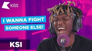Download KSI throws punches at Love Island's Tommy Fury's Call Out 🥊 Mp3 and Videos