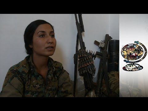 The Kurdish Women Taking Raqqa Back From ISIS