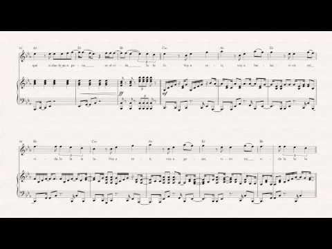 Flute - Vivir Mi Vida - Marc Anthony - Sheet Music, Chords, & Vocals