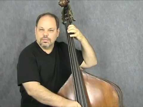 Jazz Bass Lesson: Walking the Traditional Blues