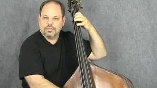 jazz bass lesson walking the traditional blues