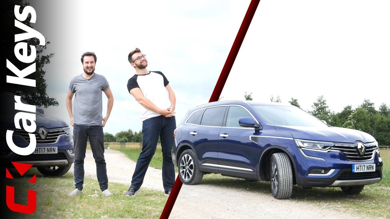 2017 Renault Koleos First Drive Top 10 Things You Need To Know About The Koleos Car Keys