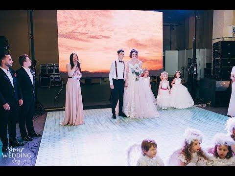 Свадебная Церемония Мечты YWD 2017 | Катя Мирошкина | Харьков