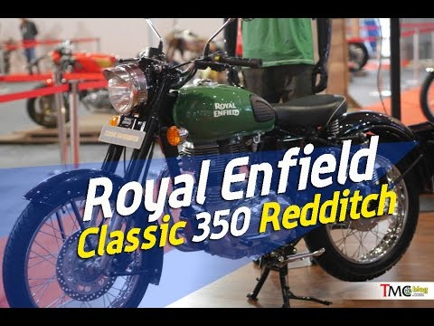 VLOG : Preview Royal Enfield Classic 350 Redditch