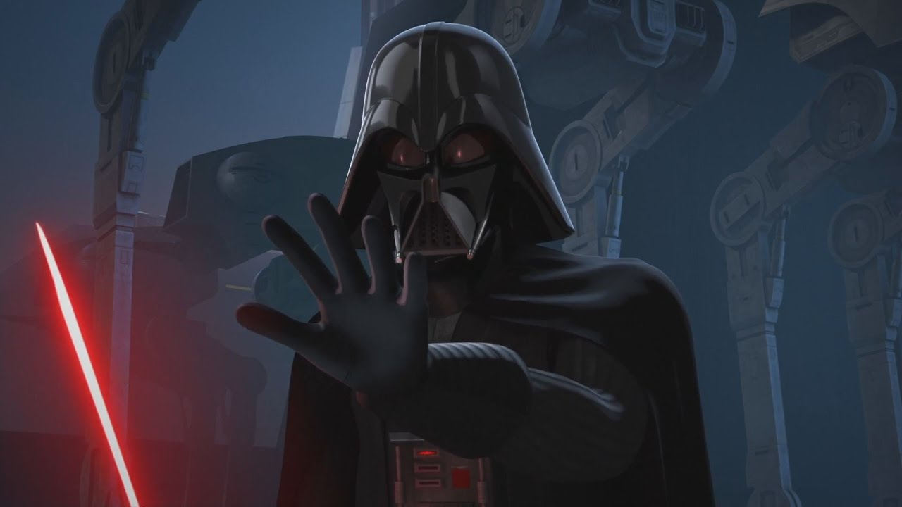 Can we talk about that final Darth Vader scene in Rogue One