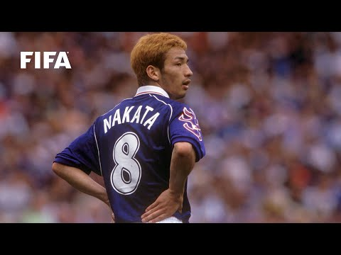 Hidetoshi Nakata: A Japanese football icon