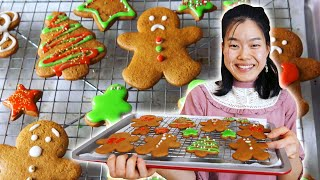 The Most Wonderful Gingerbread Cookies By June   Delish