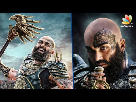 Karthi in Kashmora First Look |...