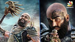 Karthi in Kashmora First Look | Nayanthara, Santhosh Narayanan, Sri Divya Movie