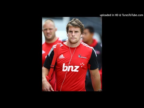 Crusaders flank Matt Todd ahead of Super Rugby Final