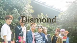 [3D+BASS BOOSTED] EXO (엑소) - DIAMOND (다이아몬드) | bumble.bts