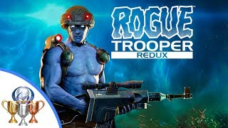 Rogue Trooper Redux Gameplay - Hands on E3 2017
