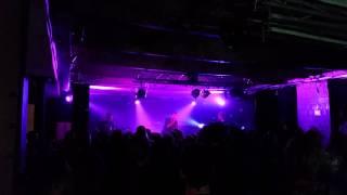 Clock Machine - Red Lipstick  LIVE   Warszawa - Wypieki Kultury   18-10-2014