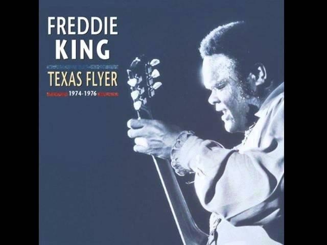 Freddie King Little Bluebird Chords Chordify