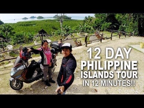 Philippine Islands in 12 Days