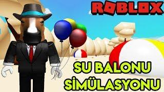 💧 Su Balonu Simülasyonu 🎈 | Water Balloon Simulator | Roblox Türkçe