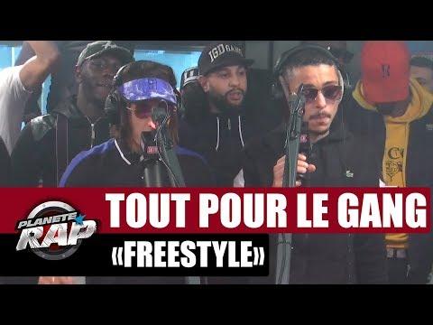 Youtube: Freestyle«Tout pour le gang» #PlanèteRap
