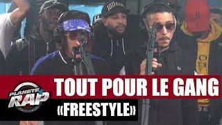 """Freestyle """"Tout pour le gang"""" #PlanèteRap"""