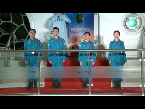 China Ends 180-Day Human Space Survival Experiment