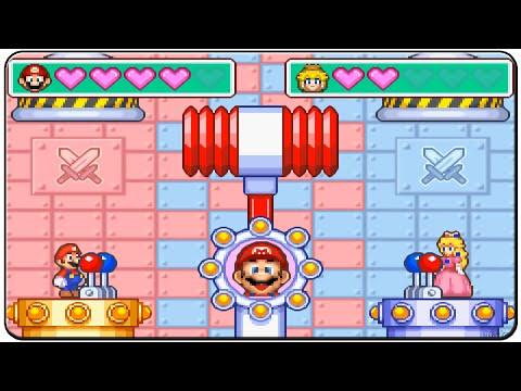 Mario Party Advance All Minigames