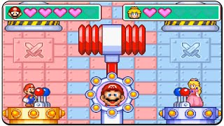 Mario Party Advance All Minigames