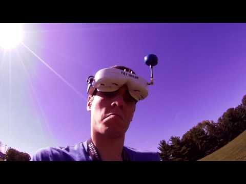 Mini-quad FPV Education Flight