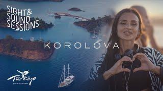 Göcek With KOROLOVA - Sight \u0026 Sound Sessions 3