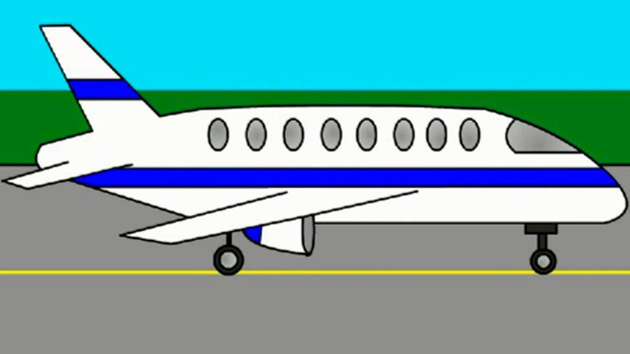 Eğitici çizgi Film Boyama Kitabı Helikopter Ve Uçak Youtube
