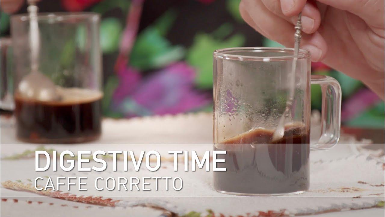 Digestivo Time - Caffe Corretto