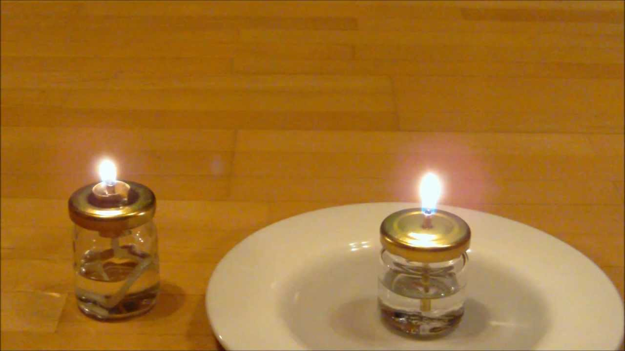 How dangerous a home made oil lamp with malfunction can be ...