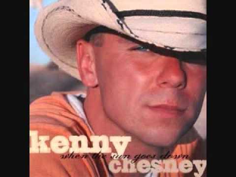 Kenny Chesney- I'm On Fire