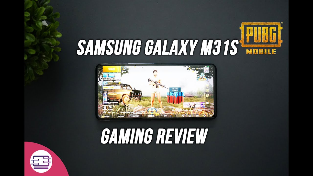 Samsung Galaxy M31s Gaming Test, PUBG Mobile Graphics with FPS, Heating and Battery Drain