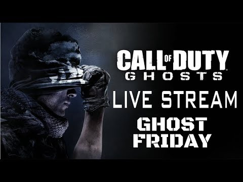 Call of Duty: Ghosts - Team Deathmatch Multiplayer or Extinction Gameplay (GHOST FRIDAY)