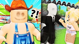 ROBLOX FACELESS GLITCH LOL