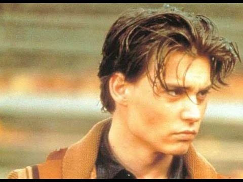 Johnny Depp Young Hairstyle - YouTube