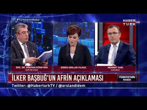 Türkiye'nin Nabzı - 14 Şubat 2018 (Afrin Eleştirileri)