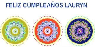 Lauryn   Indian Designs - Happy Birthday