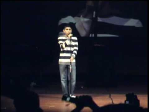 Kerr High School Talent Show 2008- You Raise Me Up