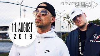 TOP 20 Deutschrap CHARTS | 11. August 2019