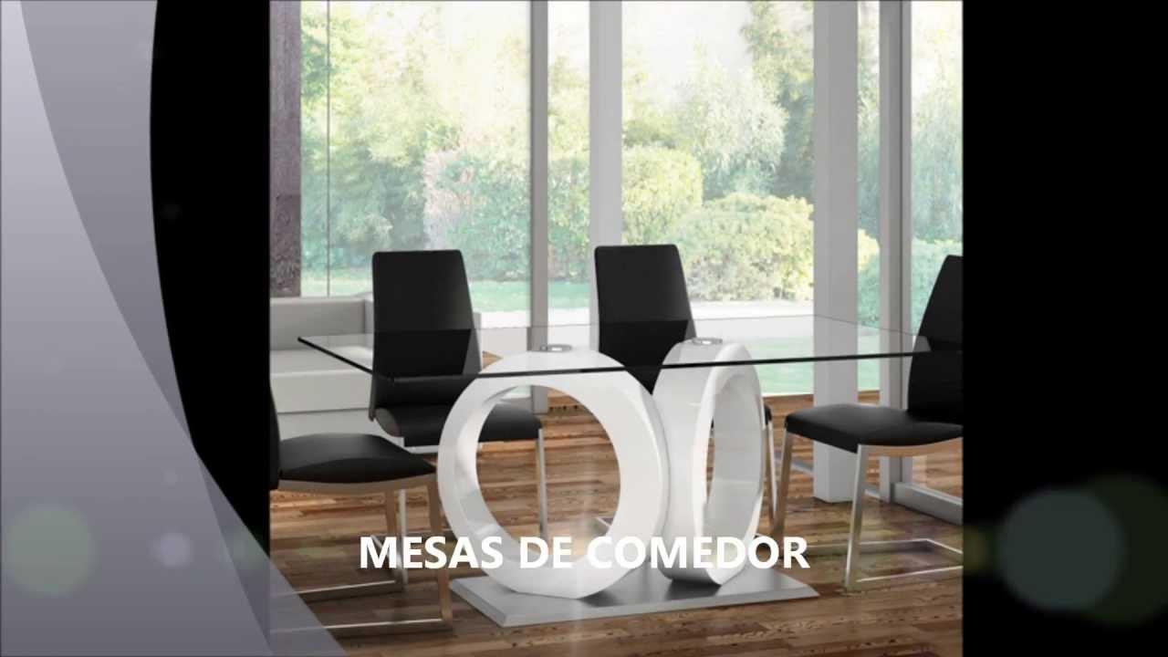 Nuevo catalogo de muebles avance 2014 youtube for Comedores modernos para 4 personas