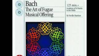 Bach: The Art of Fugue (Part 3 of 7)