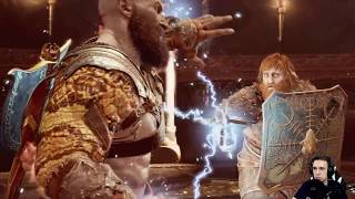 God of War - #5  Вперед в Хельхейм   Полное прохождение