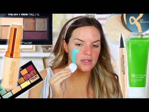 TRYING HOT NEW PRODUCTS! FIRST IMPRESSIONS | Casey Holmes