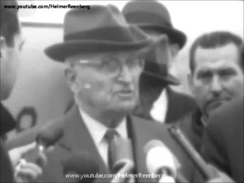 November 23, 1963 - Harry Truman's reaction to the assassination of President John F. Kennedy