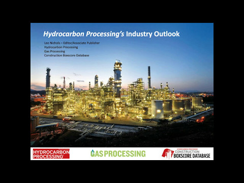 Hydrocarbon Processing's Industry Outlook: Spring 2017 Update