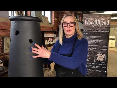 WoodUbend And Garden Decor